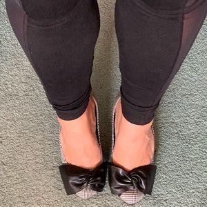 Houndstooth Heels! NWOT